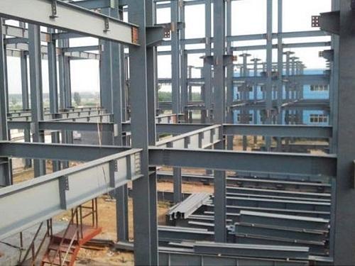 钢结构雨季施工需格外谨慎对待